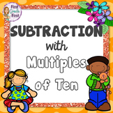 Subtracting Multiples of Ten