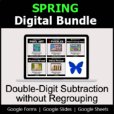 Double-Digit Subtraction without Regrouping - Digital Spri
