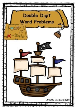 Double Digit Word Problems