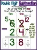 Double Digit addition and Subtraction Posters