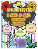 Double Digit and Triple Digit Addition and Subtraction