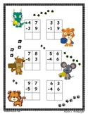 Double-Digit and Triple-Digit Subtraction (Regrouping)