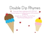 Double Dip Rhymes
