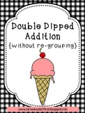 First Grade Math: Double Digit Addition Without Regrouping