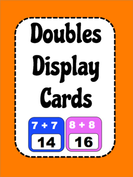 Double Display Cards