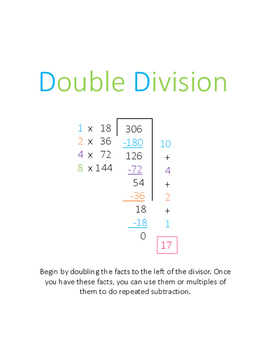 Double Division Strategy- CC Division Strategies