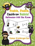 Double, Double, Cauldron Bubble!  Halloween Add the Room