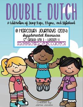 Double Dutch (Journeys 5th Gr. - Supplemental Materials)