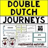 Double Dutch | Journeys Fifth Grade Unit 1 Lesson 4 Printables
