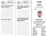 Double Dutch Trifold - Journeys 5th Grade Unit 1 Week 4 (2014, 2017 Common Core)