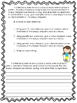 Double Dutch--Writing Prompt-Journeys Grade 5-Lesson 4