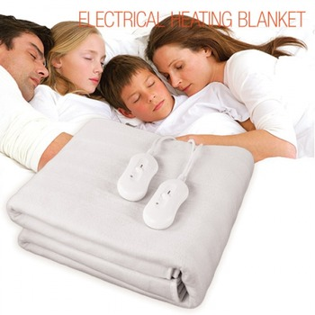 Double Electrical Heating Blanket 160 x 140 cm