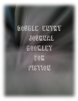 Double Entry Journal Booklets and Unique Stuff Log Pages