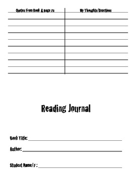 picture about Printable Journals known as Double Accessibility Magazine- Printable Magazine