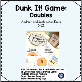 Double Facts 0-22 Dunk It! Game Pack