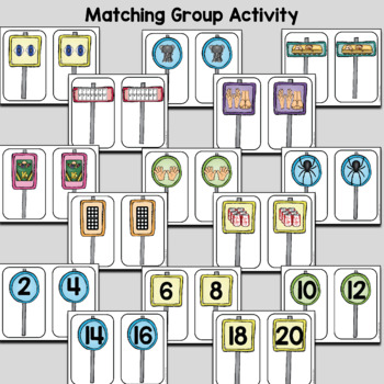 Doubles Facts Posters & Activities to Help Build Number Fluency