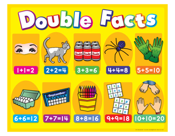 """Double Facts- 8½"""" x 11"""""""