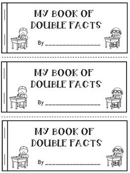 Double Facts 1st Grade Center Activity