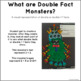 Double Facts Math Monster