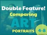 Double Feature: Portraits, Comparing/Contrasting Renaissance and Baroque Art