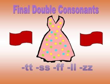 Double Final Consonants