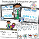 Double Final Consonants FLOSS Rule Projectable Mini-Lesson