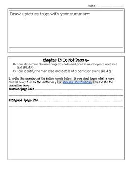 Double Fudge Study Guide Ch 11-14