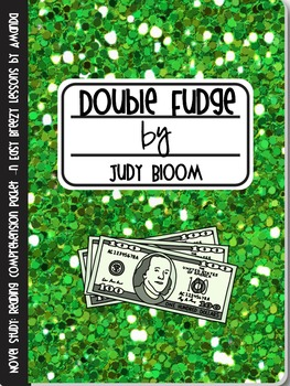 Double Fudge by Judy Bloom (A Novel Study)