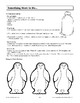 Double-Hinged Book - The Penguin
