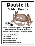 Double It Spider Dice Games
