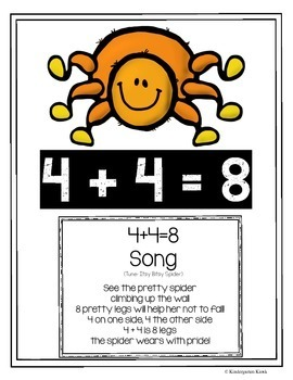Double It: Teaching Double Facts Authentically Through Song