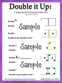 Double It Up Subitizing Mega-Pack (PwrPnts; Lessons, Song, & more) {Common Core}