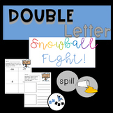 Double Letter Activity!  Final consonant -ss, -ll, -zz, -ff Game!