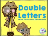 Double Letters: Double Consonants and Double Vowels