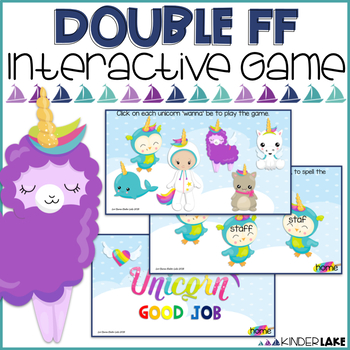 Final Double Letters: ff Interactive Game