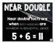 Double & Near Double Decodable Book-Wizard Theme