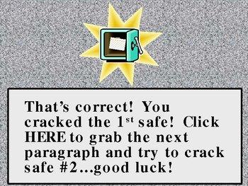 Double Negative Review: Safecracker (PPT Game)