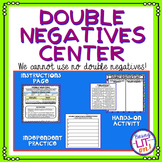 Double Negatives Activity