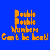 Double Number Song (music video) for doubles 1-10