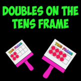 Double Numbers on the Tens Frame (Music Video!)