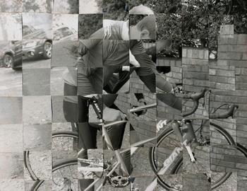 Double Photograph Weave