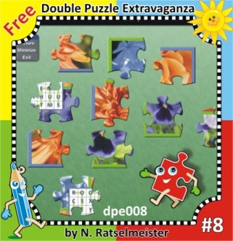 Double Puzzle Extravaganza, Game 8