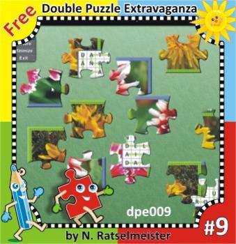 Double Puzzle Extravaganza, Game 9