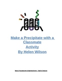 Double Replacement Precipitation Reactions Activity