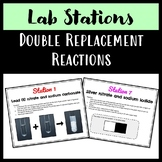 Double Replacement Reactions Lab Stations