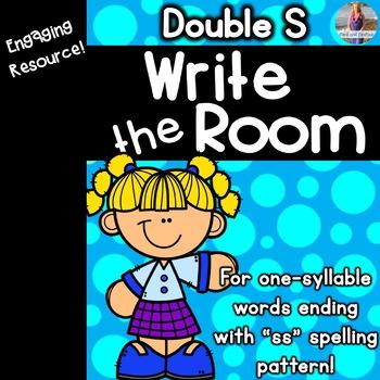 "Double S, Double Consonants ""SS"" Write the Room"