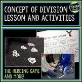 Introducing Division Concepts--A Division Lesson for Grades 3 and 4