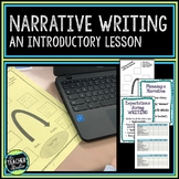 Introduction to Teaching Narrative Writing Grades 3-5