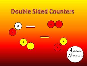 Double Sided Counters