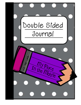 Double Sided Journal